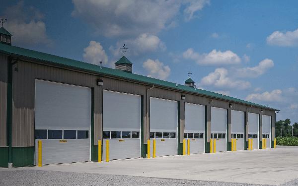 commercial doors lexington