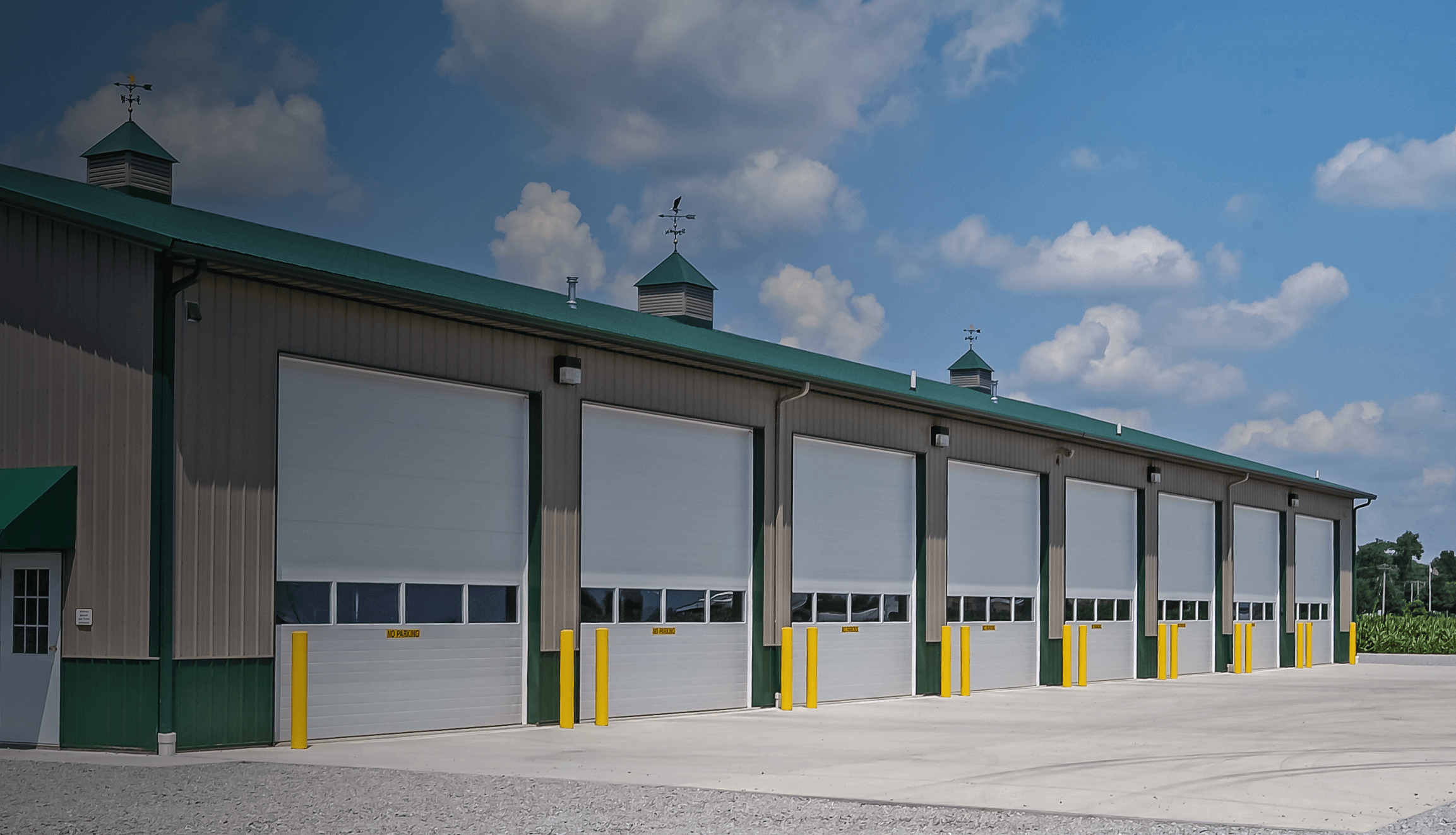 commercial doors lexington